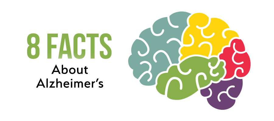 8 Facts About Alzheimer's Disease
