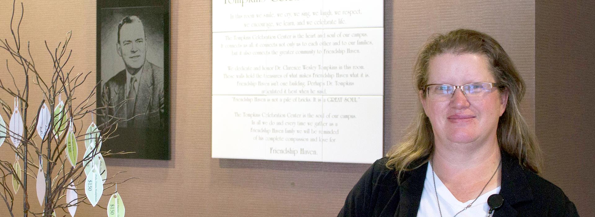 Get to Know: Pastor Jennifer, Friendship Haven's Spiritual Care Coordinator
