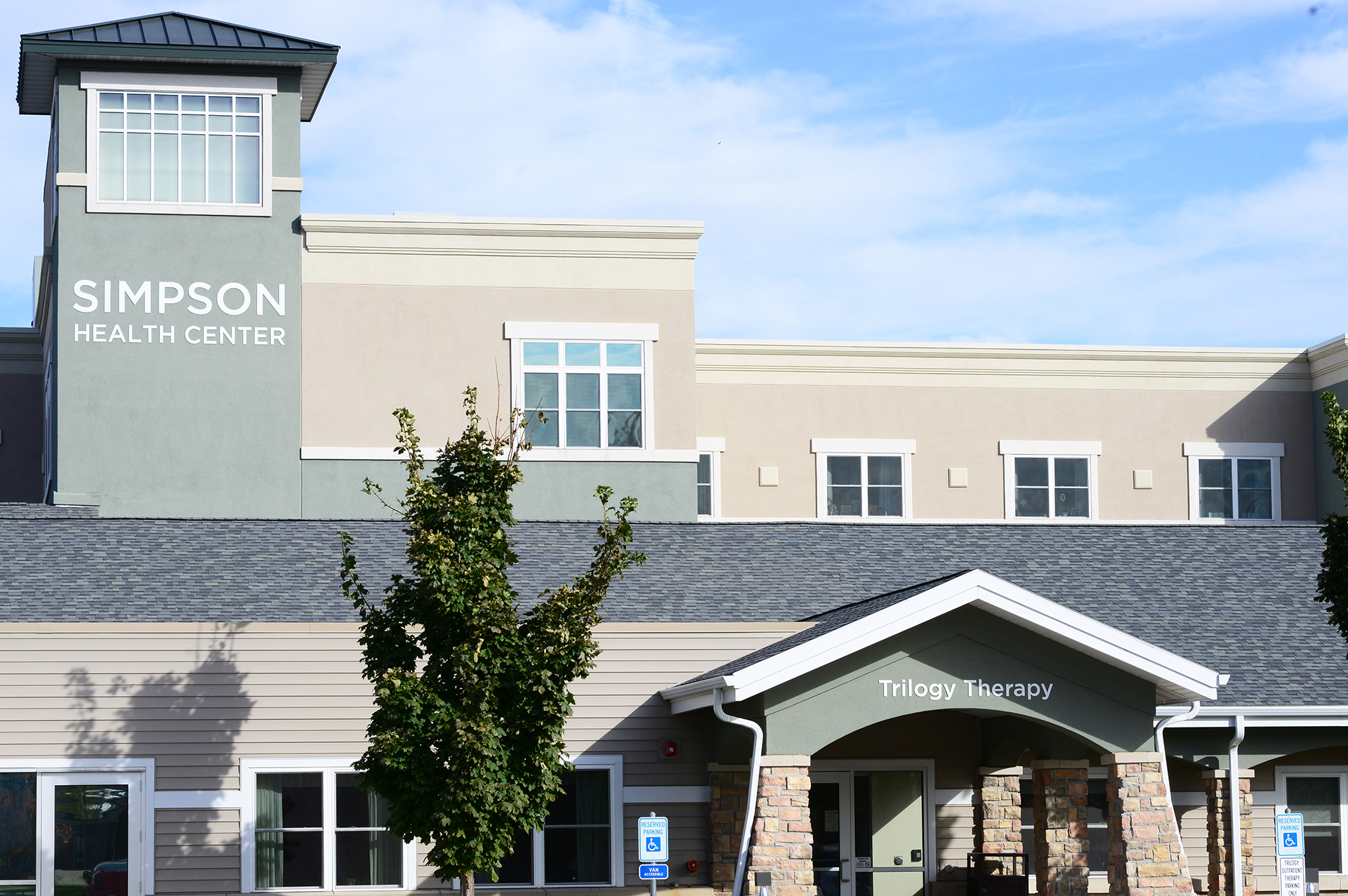 Simpson Health Center
